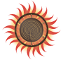 Sun Labyrinth logo